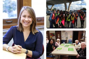 Teachers Dedicated to Service: Mara Brandli