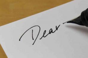 Dear Mrs. Esenberg